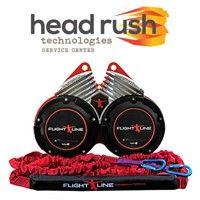 FLIGHTLINE recertifikace HEAD RUSH TECHNOLOGIES