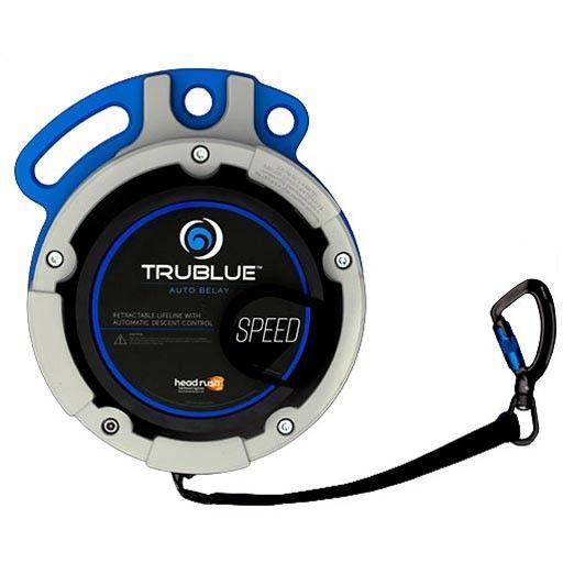 TRUBLUE SPEED - 12.5m Automatické jistící zařízení HEAD RUSH TECHNOLOGIES