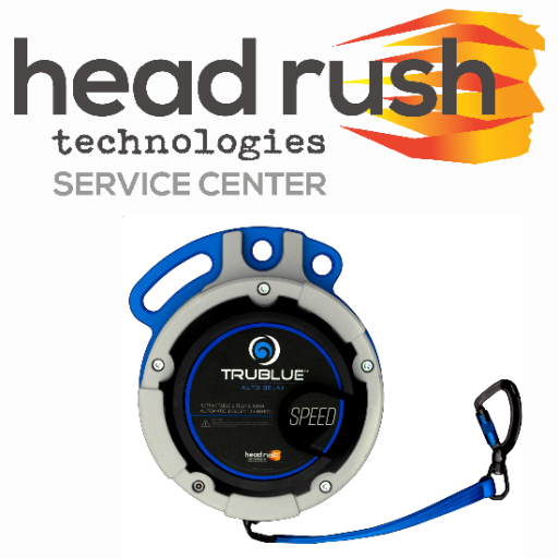 TRUBLUE SPEED ANNUAL RECERTIFICATION HEAD RUSH TECHNOLOGIES